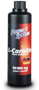 Power System Карнитин Power System L-Carnitine Liquid 60000 mg (500 мл)