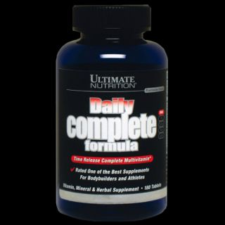 Ultimate Nutrition Daily Complete Formula (180 таб)