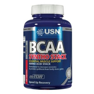 USN BCAA USN Syntho Stack (120капс)