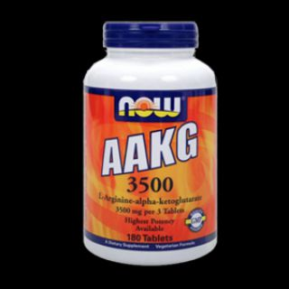 NOW AAKG 3500 (180 таб)