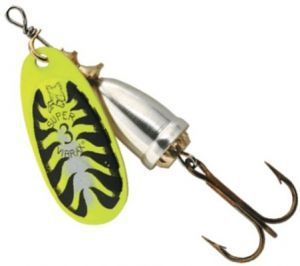 Blue Fox Vibrax Fluorescent BFF5 /YT