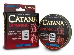 Shimano Catana Spinning 100 mt. 0,25mm