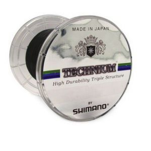 Shimano Technium line 300mt 0,20mm metallic box