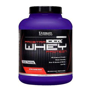 Ultimate Nutrition Сывороточный протеин Ultimate Prostar Whey (2390гр)