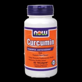 NOW NOW Curcumin (60 капсул)