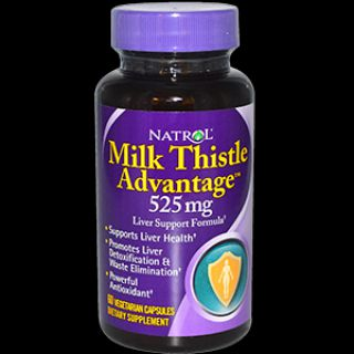 Natrol NATROL Milk Thistle Advantage (60 капс)