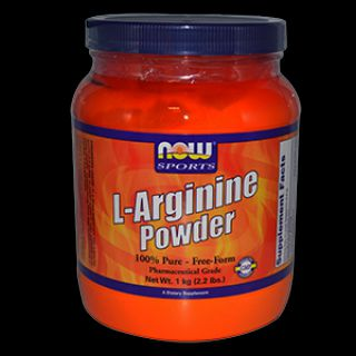 NOW NOW L-Arginine Powder (454 гр)