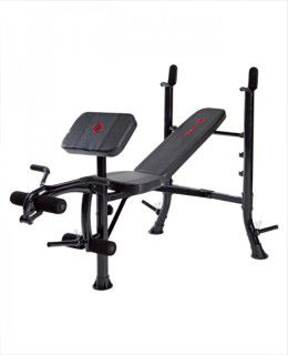 Marcy STANDARD BARBELL BENCH BE1000