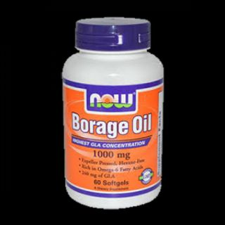 NOW NOW Borage Oil (60 капсул)