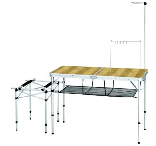 Kovea KM8FN0114 2 WAY KITCHEN TABLE L