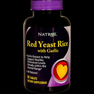 Natrol Natrol Red Yeast Rice (60 таблеток)