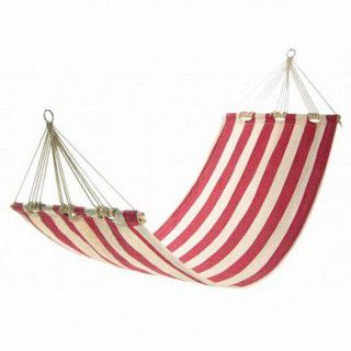 KingCamp Canvas Hammock Red