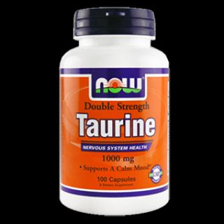 NOW Таурин NOW Taurine 1000 мг (100 капс)
