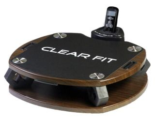 Clear Fit CF-PLATE Compact 201 (WENGE)