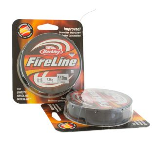 Berkley FireLine Smoke 0,15мм, 7,9кг, 110м 1308656