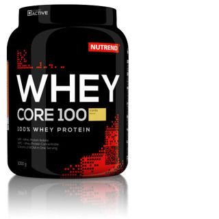 Nutrend Сывороточный протеин Nutrend Whey Core 100 (1000 г)