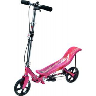 Space Scooter X580 розовый