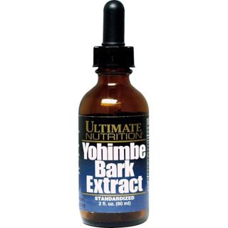 Ultimate Nutrition Ultimate Yohimbe Bark Extract (60мл)