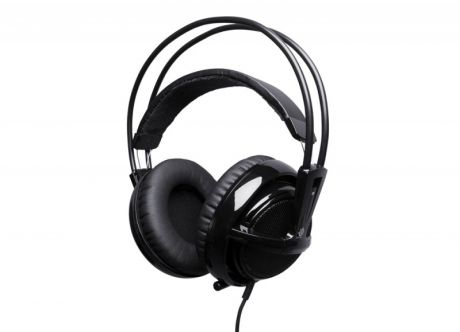 SteelSeries Siberia Full-size Headset v2 Black (51101)