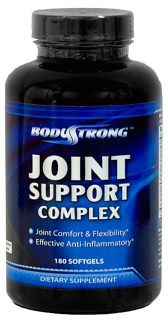 Body Strong Глюкозамин Хондроитин Body Strong Joint Support Complex (180 капс)