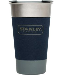 Stanley Adventure 0.47L SS Pint Navy