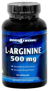 Body Strong Аргинин Body Strong L-Arginine 500 mg (360 капс)