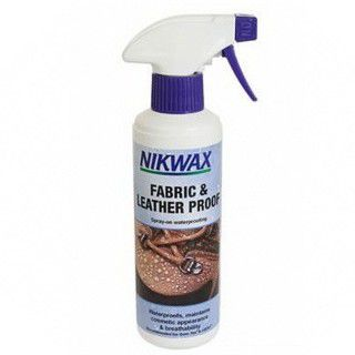 Nikwax Fabrick & Leather Spray 125мл