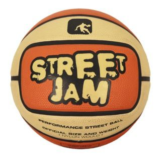AND1 Street Jam orange/cream