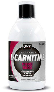 QNT Карнитин QNT L-Carnitine Liquid 5000 Pure (500 мл)