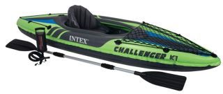 Intex Challenger-K1 (Set), 274х76х38 см, 68305