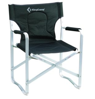 KingCamp Delux Director Chair KC3811