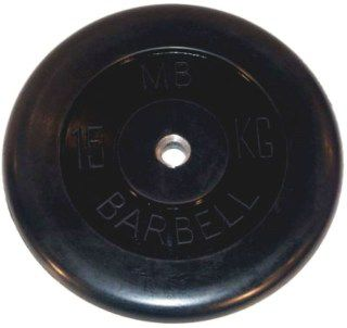 Mb Barbell 15 кг 31мм