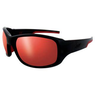 Julbo Stunt Spectron 3+ Shiny Black/red