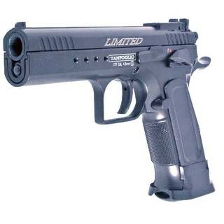 Swiss Arms Tanfoglio Limited Custom