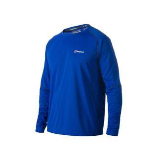 Berghaus Tech tee ls zip neck