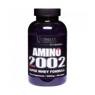 Ultimate Nutrition Аминокислоты Ultimate Nutrition Amino 2002 (100 табл)