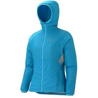 Marmot Ether driclime lady vivid blue