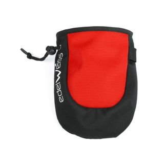 Edelweiss Chalk Bag черный