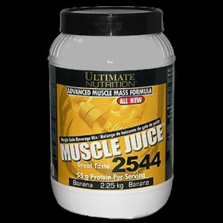 Ultimate Nutrition Гейнер Ultimate Muscle Juice 2544 (2250 гр)