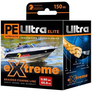 Aqua PE Ultra Extreme Red 150m