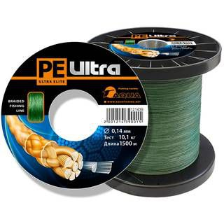 Aqua PE Ultra Elite Dark Green 1500m