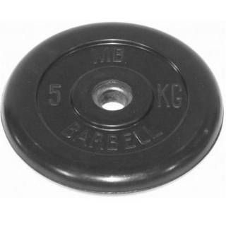 Mb Barbell MB-PltB31 5кг