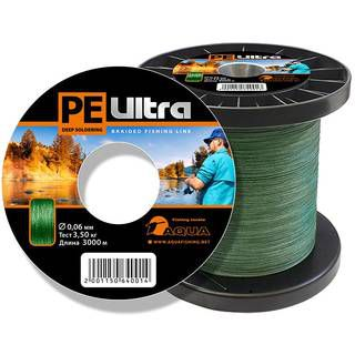 Aqua PE Ultra Dark Green 3000m