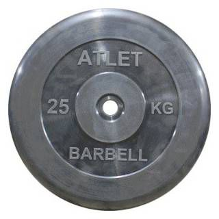 Mb Barbell Atlet MB-AtletB50-25