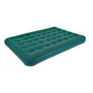 Relax Flocked air bed QUEEN JL026087-2N