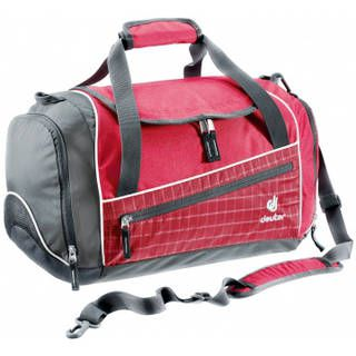 Deuter Hopper raspberry/check
