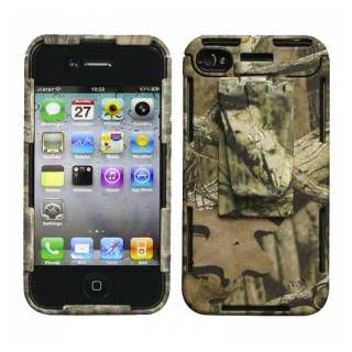 Nite Ize Connect Case for iPhone 4 Forest