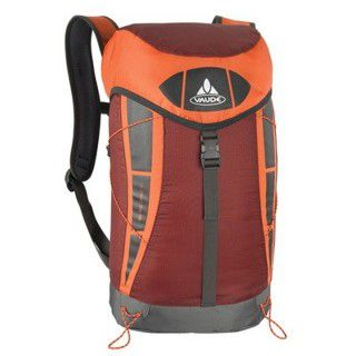 Vaude Mini Rock Comfort 16 D red/orange