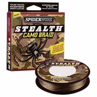 Spiderwire Stealth Camo