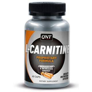 QNT Карнитин QNT L-Carnitine 500 mg (60 капс)